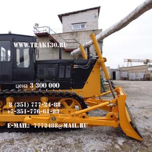 Трактора и бульдозеры Б10М