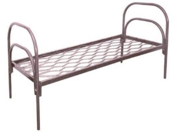 Заказать дешевые кровати металлические у производителя