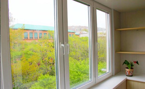 Пластиковые окна ПВХ 2