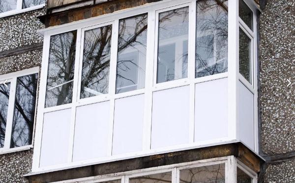 Пластиковые окна ПВХ 3