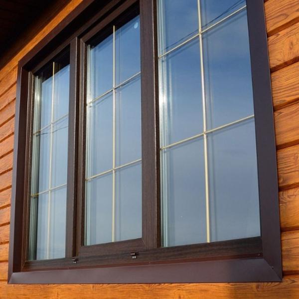 Пластиковые окна ПВХ 5