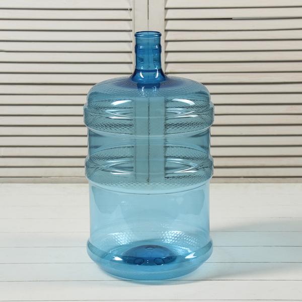 ПЭТ-бутыль,  18, 9 л