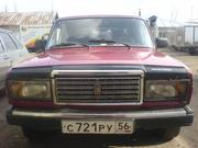 Продам ВАЗ 2107 2003г.в. за 80000,  пробег 40000км